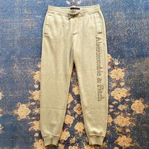 Abercrombie & Fitch Soft AF Fleece Joggers S